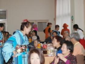 2008年クリスマス会